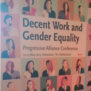 Dostojanstven rad i rodna ravnopravnost