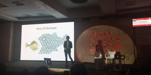 ML startup